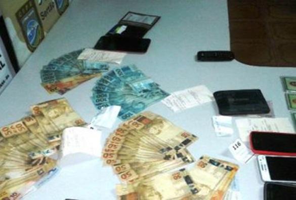 Bahia: Polícia prende 4 acusados de aplicar golpe na Caixa Econômica Federal