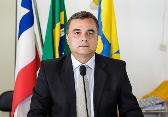 Vereador Vinicius Costa agradece o apoio da maioria dos vereadores de Rio de contas, mas decide não disputar a eleição para presidente da câmara