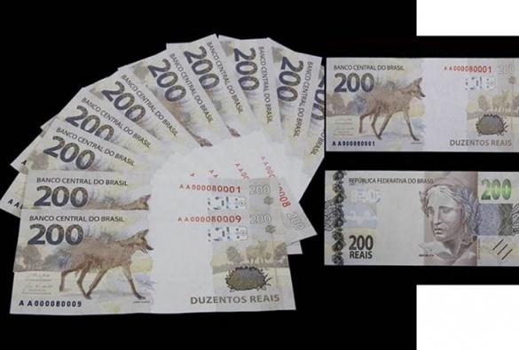 Nota de R$ 200: Defensoria recorre à Justiça para que cédulas saiam de circulação