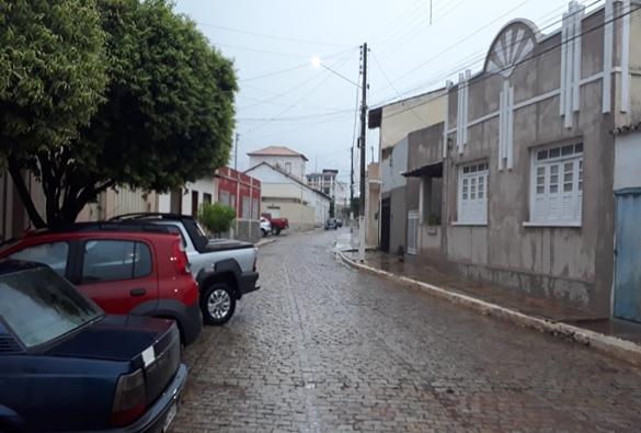 Meteorologia aponta final de semana chuvoso em Livramento
