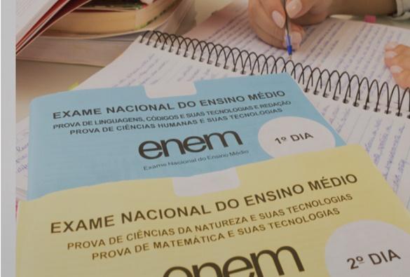 ENEM 2020: INEP disponibiliza materiais de apoio para o exame