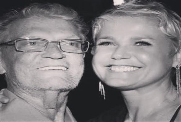 Morre o pai da apresentadora Xuxa Meneghel: 'Descanse em paz, pai'
