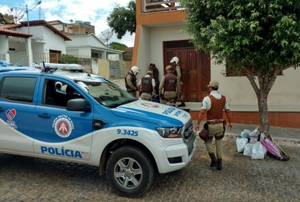 PM retorna com 'Operação Intensificação' no final de semana e feriado em Brumado