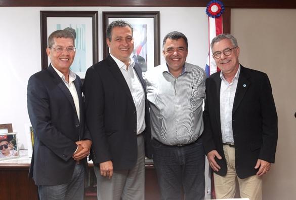 Livramento: prefeito faz reivindicações ao governador Rui Costa