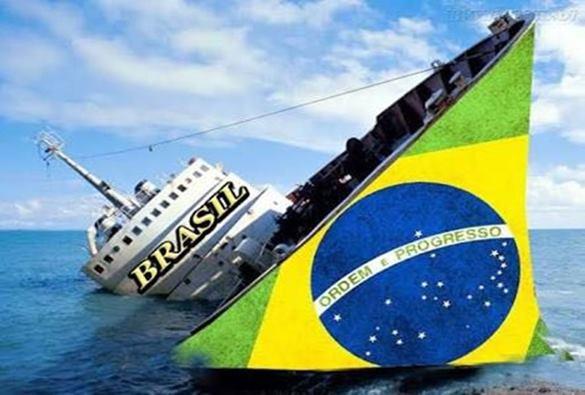 Brasil: um país desacreditado e sem rumo
