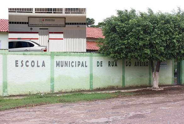 Nucleação das escolas em Livramento: Ministério Público da Bahia recomenda que o município transfira 260 alunos da rede municipal para escola mais próximas.