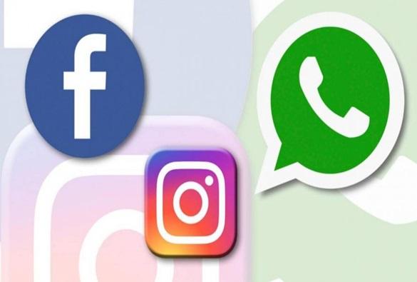 Instagram, WhatsApp e Facebook apresentam problemas