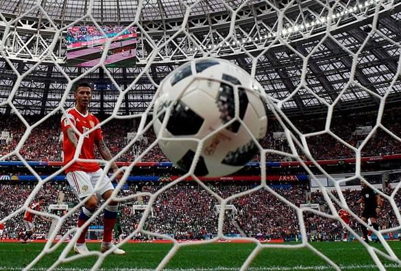 Em jogo de estreia da copa, Rússia goleia Arábia Saudita