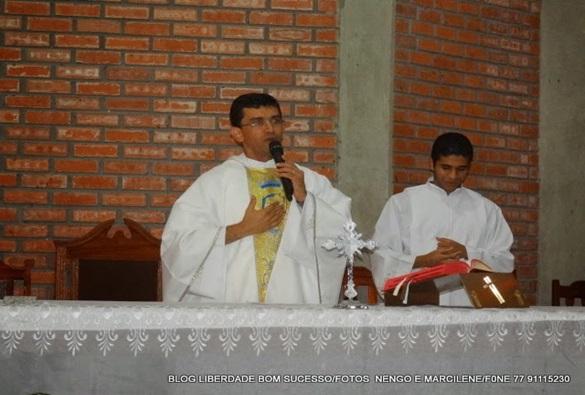 Livramento: Após celebração Padre fez duras criticas ao Presidente Temer