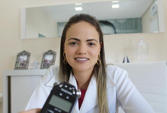 Pediatra Flávia Porto esclarece sobre a doença mão-pé-boca