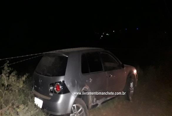 Acidente envolvendo carro e motocicleta é registrado em estrada da barrinha no último fim de semana