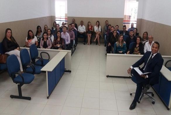 Livramento: Juiz titular da vara cível reuniu-se com advogados