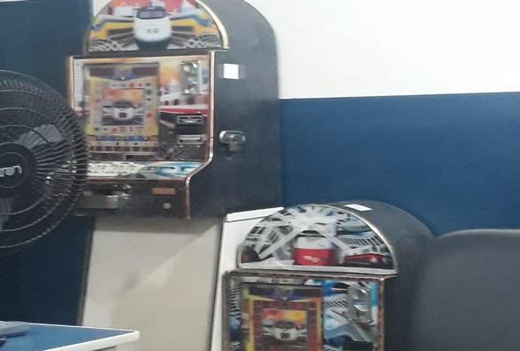 Polícia apreende máquinas caça-níqueis na cidade de Rio de Contas