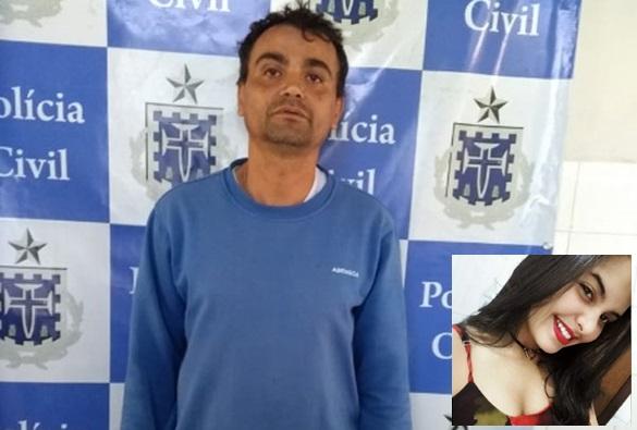 Delegado fala sobre prisão do homem acusado de ser o autor da morte da adolescente em Barra da Estiva