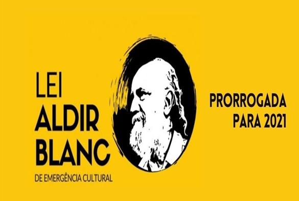 Prorrogado prazo de utilização do auxílio emergencial da Lei Aldir Blanc