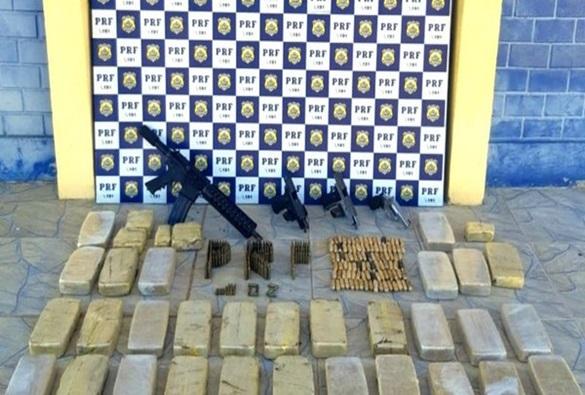 Polícia apreende pasta base de cocaína no Oeste da Bahia