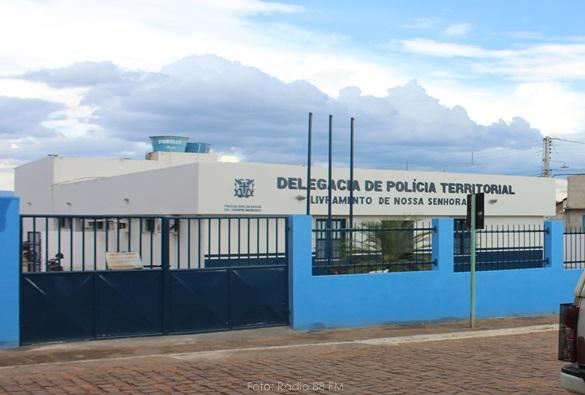 Livramento: Polícia civil registra caso de violência doméstica no povoado dos Patos