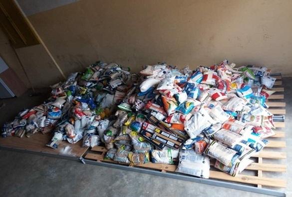 Livramento: 7ª Copa Demolay de futsal arrecadou mais de uma tonalidade de alimentos