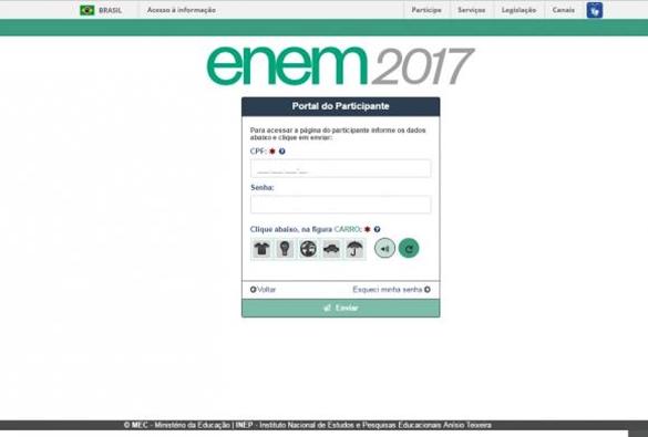 Quase 30 mil já fizeram inscrição do Enem; veja como se inscrever