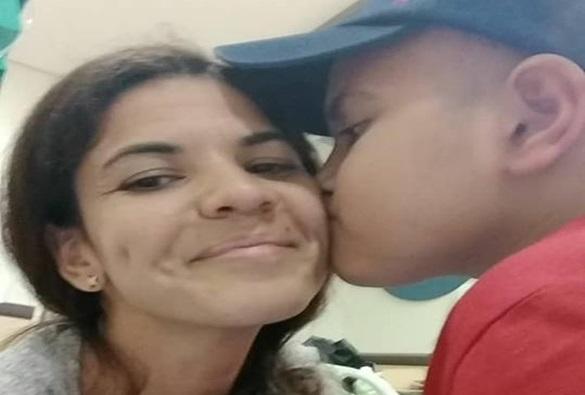 Érico Cardoso: Mãe doa medula óssea para salvar o próprio filho