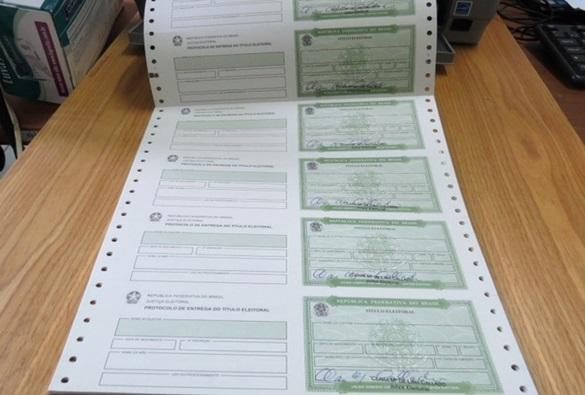 Eleitores têm até 27 de setembro para solicitar segunda via do título na cidade onde vota; saiba como