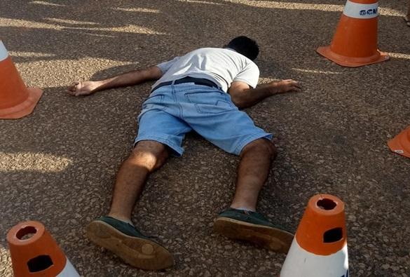 Homicídio é registrado na cidade de Paramirim
