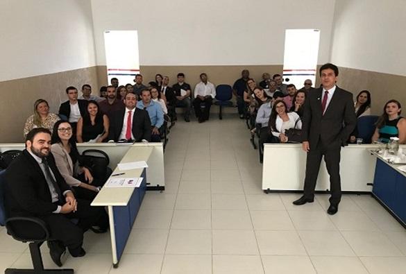 Livramento: OAB-Ba realizou reunião com o juiz da vara cível