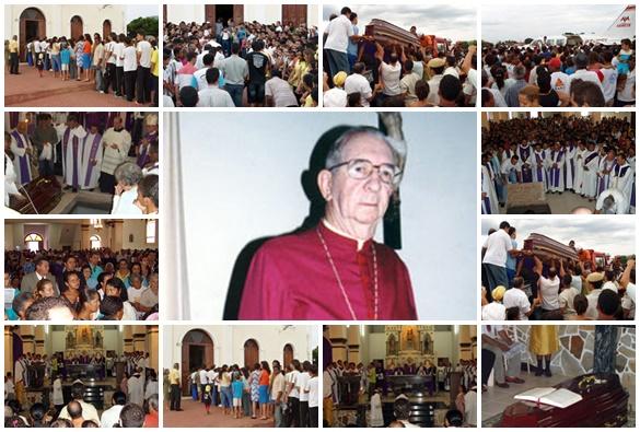 15 anos sem Dom Hélio Paschoal o primeiro Bispo da Diocese de Livramento