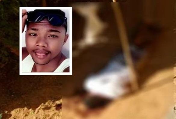 Carinhanha: Jovem é assassinado após ser jurado de morte em whatsapp
