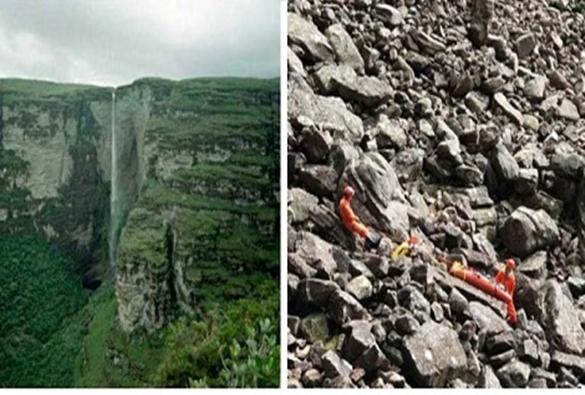 Chapada Diamantina: Polícia confirma suicídio de turista francês na Cachoeira da Fumaça