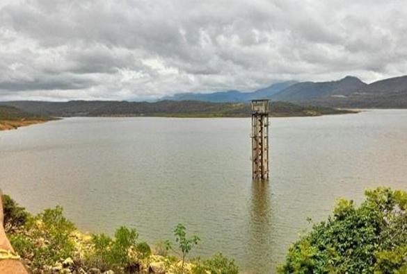 Rio de Contas: Volume de água da barragem Luís vieira é de 19.205.000m³