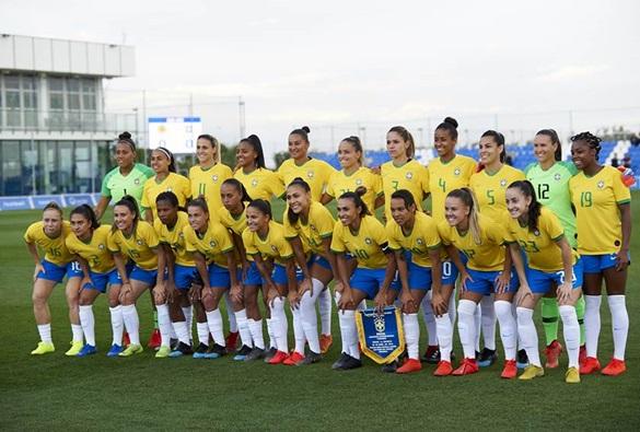 Começa hoje na França a 8ª Copa do Mundo de Futebol Feminino