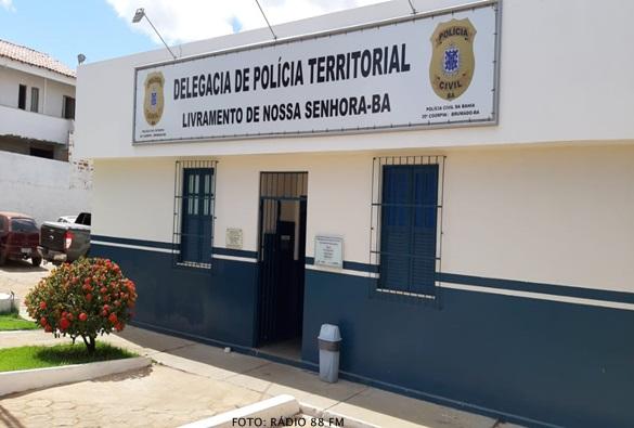 Homem acusado de tentativa de homicídio é preso em Livramento