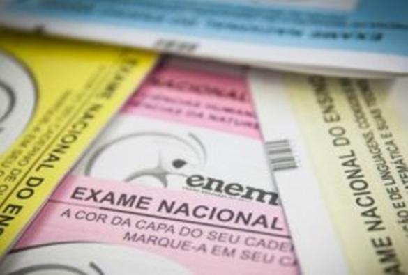 Estudantes concluintes do Ensino Médio têm gratuidade no ENEM