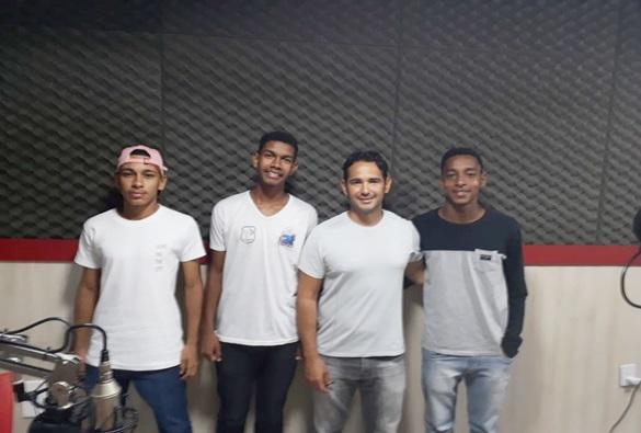 Estudantes livramentenses irão disputar Campeonato Baiano de Futsal, na cidade de Salvador