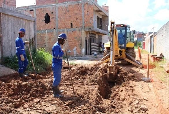 Estudo aponta que Bahia precisa triplicar investimentos para atingir meta de Lei do Saneamento Básico