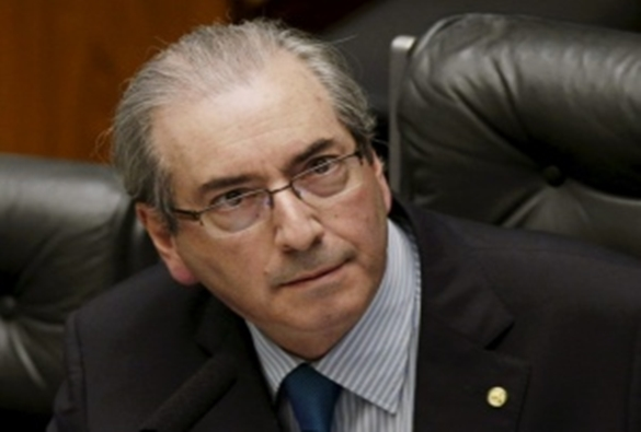Cunha depõe na PF de Curitiba e nega que 'vendeu silêncio', diz advogado