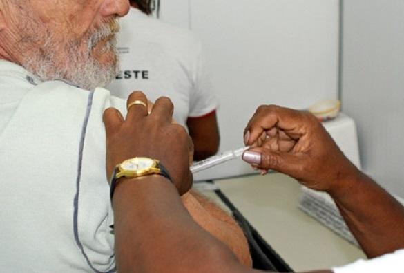 Campanha nacional de vacinação contra a gripe inicia dia 23 de abril