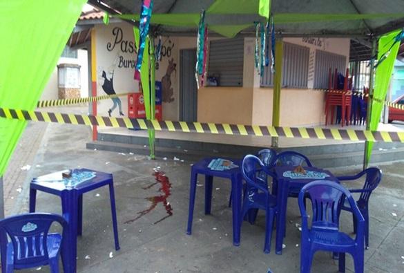 Livramentese é morto enquanto curtia festa de carnaval em Piragi-SP
