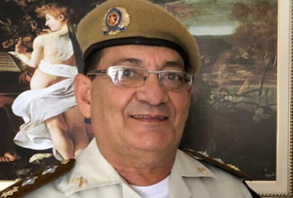 Capitão Celino é nomeado Major