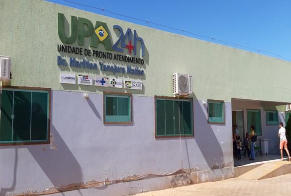 Livramento: Polícia Militar intercepta van e conduz passageiros para UPA 24 horas