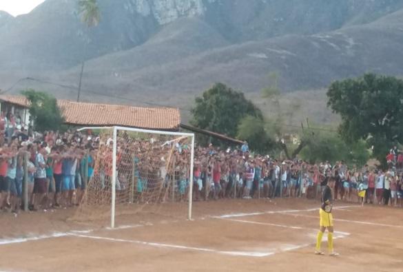 Clássico rural livramentense: público de cerca de três mil pessoas assistem a empate entre Monteiro e Nado de Cima