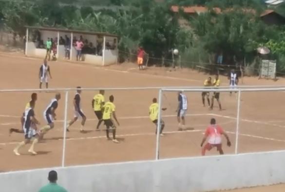 Abertura da Série B do Campeonato Rural Livramentense teve goleada e 16 gols marcados