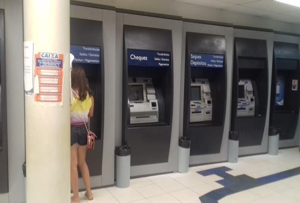 Livramento: Falta de dinheiro nos caixas eletrônicos da Caixa Econômica causa transtornos