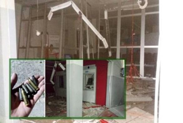 Chapada Diamantina: Bandidos fortemente armados assaltam agência bancaria em Piatã