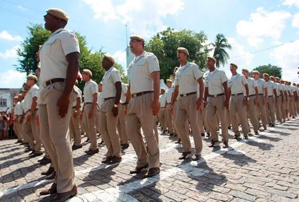 Prorrogadas inscrições para concurso da Polícia Militar e Corpo de Bombeiros da Bahia