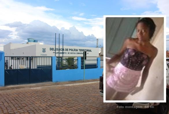 Livramento: Laudo do IML aponta orvedose como causa da morte de Laila Ferreira (Gabi)