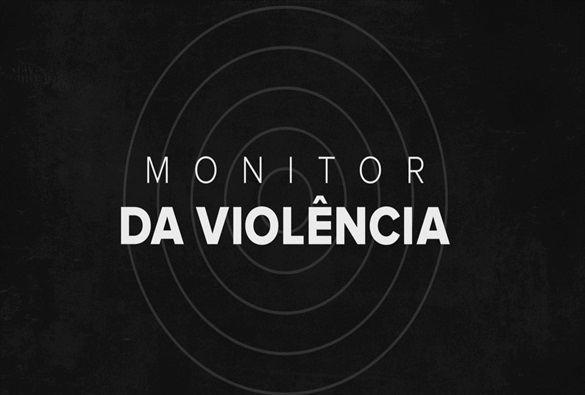 Mortes violentas cai no Brasil, aponta G1