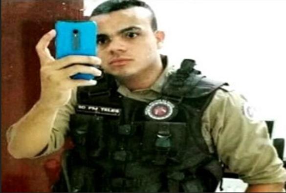 Policial Militar Wagner teles morre vitima de câncer