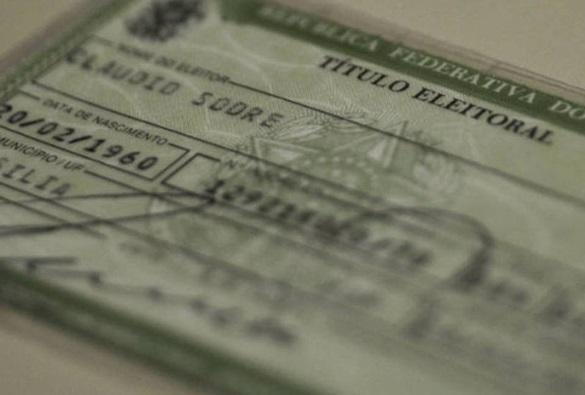 Bahia tem o maior número de títulos eleitorais cancelados: 586 mil